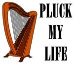 Pluck My Life (Harp)