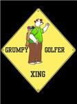 GRUMPY GOLFER XING