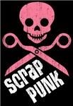 Scrap Punk Two-Color Aged