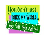 You Tilt This Earth