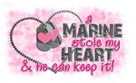 Marine Stole My Heart