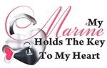 Marine Key To My Heart