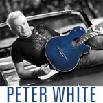 Peter White in B&W