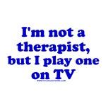 Therapist On TV