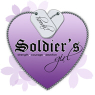 Soldier's Girl - Strength, Courage, Devotion