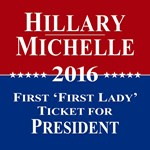 Hillary Clinton / Michelle Obama 2016