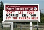 Let the Church Help