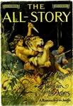 All-Story Magazine 1912 Tarzan of the Apes