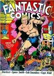 Fantastic Comics No 1