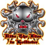 Kids Biker Skull T-shirts