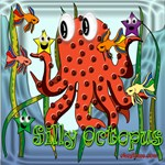 Octopus T-Shirts for Kids