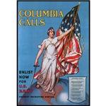 Columbia Calls U.S. Army