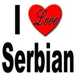 I Love Serbian
