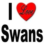 I Love Swans