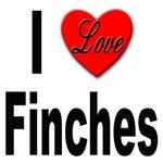 I Love Finches