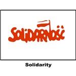 Solidarity Solidarnosc Flag