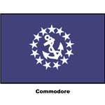 Commodore Flag