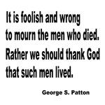 Patton on Death