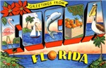 Cocoa Florida Greetings