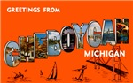 Cheboygan Michigan Greetings