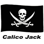 Pirate Flag - Calico Jack