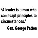 Patton Leader Quote