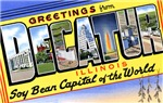Decatur Illinois Greetings