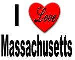 I Love Massachusetts