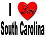I Love South Carolina