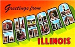 Aurora Illinois Greetings