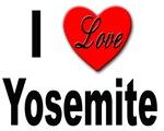 I Love Yosemite