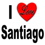 I Love Santiago Chile