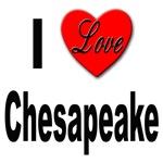 I Love Chesapeake