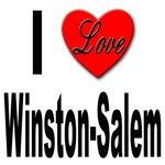 I Love Winston-Salem
