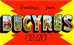 Bucyrus Ohio Greetings