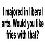 Liberal Arts Career Humor