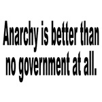 Government and Anarchy Humor
