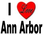 I Love Ann Arbor