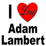 I Love Adam Lambert