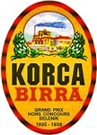 Albania Beer Label 1