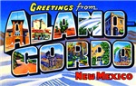Alamogordo New Mexico Greetings