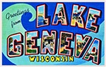 Lake Geneva Wisconsin Greetings