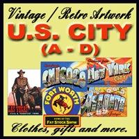 U.S. City Vintage Store (A - D)