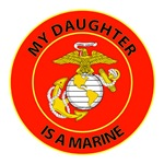 My Daughter is a Marine