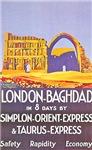 Iraq Travel Poster 1