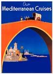 Mediterranean Travel Poster 1