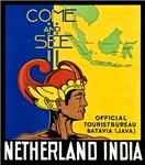 Java Travel Poster 1