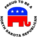 North Dakota Republican Pride