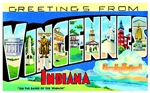 Vincennes Indiana Greetings