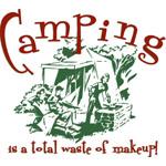 Camping Makeup